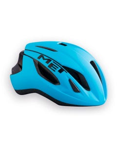 Met Strale Helmet (Cyan / Black) | 99 Bikes