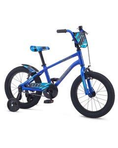 "Mongoose 16"" Mitygoose Boys Bike [Blue] (2017) | 99 Bikes"