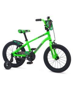 "Mongoose 16"" Mitygoose Boys Bike [Bright Green] (2017)"