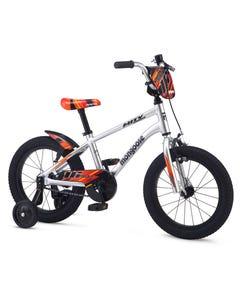 "Mongoose 16"" Mitygoose Boys Bike [Polished] (2017) | 99 Bikes"