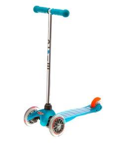 Micro Mini 3 Wheel Kids Scooter Aqua