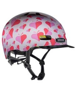 Nutcase Little Nutty Love Bug Toddler MIPS Helmet