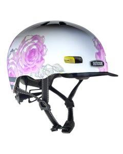 Nutcase Street Delicate Flower MIPS Helmet with Visor
