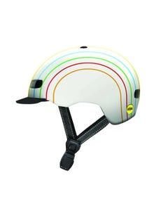 Nutcase Street Pinwheel MIPS Helmet with Visor