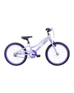 Neo Kids Bike 20 Inch Purple/Silver (2020)