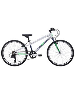 Neo Kids 24 7-Speed Brushed Alloy Green (2020)