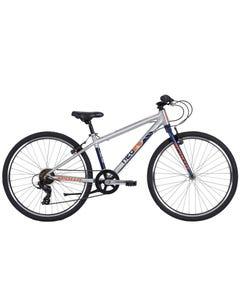 Neo 26 7s Kids Mountain Bike Navy Blue/Orange (2020)