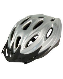 Netti Lightning Helmet Silver | 99 Bikes