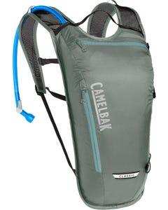 Camelbak Classic Light Hydration Pack 2L Green/Blue