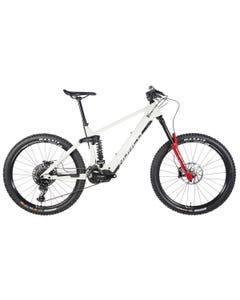 Norco Range VLT C1 Electric Mountain Bike White/Grey (2020)
