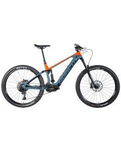 Norco Sight VLT C1 29 Electric Mountain Bike Slate Blue/Orange (2020)