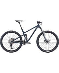 Norco Fluid FS 2 29 Mountain Bike Blue Black/Black (2021)