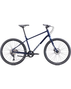 Norco Indie 1 Hybrid Bike Blue/Silver (2021)