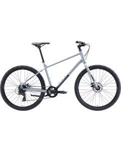Norco Indie 4 Hybrid Bike Grey/Black (2021)
