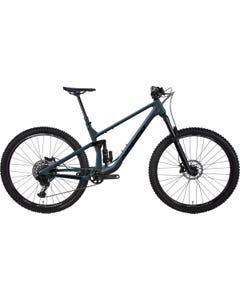 Norco Optic C2 Shimano Mountain Bike Blue/Blue Black (2021)