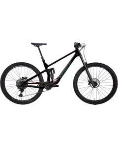Norco Optic C2 SRAM Mountain Bike Red/Jade (2021)