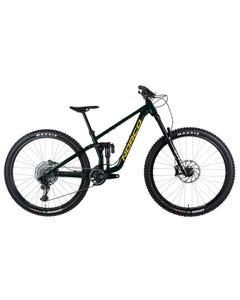 Norco Sight A1 27 Mountain Bike Green/Yellow (2021)