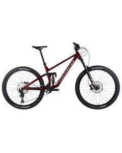 Norco Sight A2 27 Mountain Bike Red/Silver (2021)