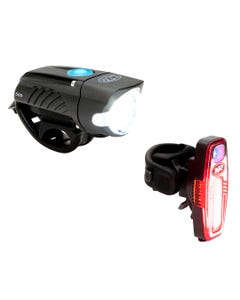 NiteRider Swift 500 / Sabre 80 Lumens Lightset