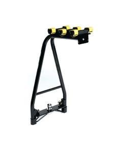 Pacific A-Frame Towball  3 Bike Straight Car Rack
