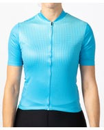 Pedal Womens Short Sleeve Jersey Teal