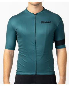 Pedal Short Sleeve Jersey Olive