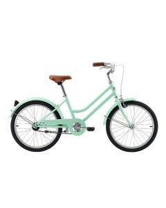 Pedal Uptown Junior 20 Girls Cruiser Bike Mint Green