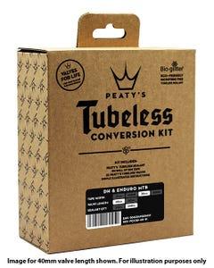 Peatys Tubeless Conversion Kit 25mm XC/Urban