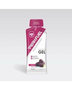 PeakFuel Berry Caffeinated Energy Gel 35g