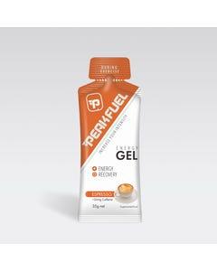 PeakFuel Espresso Caffeinated Energy Gel 35g
