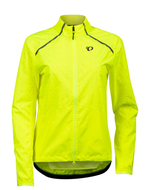 Jacket WS Pearl Izumi Bioviz Barrier Yellow Reflective