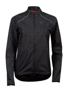 Jacket WS Pearl Izumi Bioviz Barrier Black Reflective