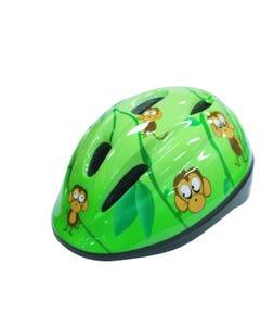 Netti Pilot Monkeys Kids Helmet