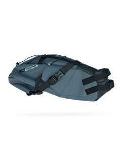 PRO Discover Seatbag Seatpost Gravel Bikepacking Bag 15L Grey