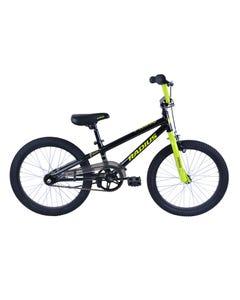 Radius Primo AL Boys BMX Bike 20 Inch Gloss Black/Lime (2019)