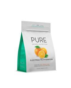 PURE Orange Electrolyte Hydration Powder 500g