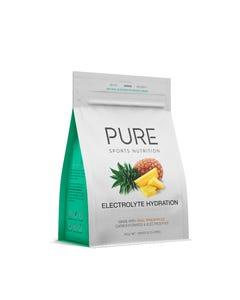 PURE Pineapple Electrolyte Hydration Powder 500g