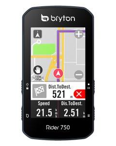 Computer Bryton Rider 750 Bundle