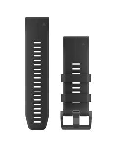 Garmin Silicone QuickFit Watch Band 26mm Black
