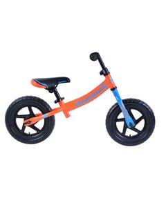 "Radius Jr Kids 12"" Balance Bike Gloss Orange/Blue (2019)"