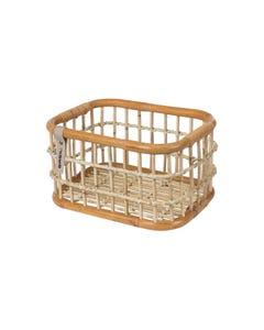 Basil Green Life Rattan Basket