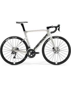 Merida Reacto 7000-E Road Bike Glossy Titan/Silk Titan (2021)