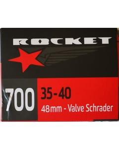 Rocket Presta Valve Tube 700 x 35-40c 48mm