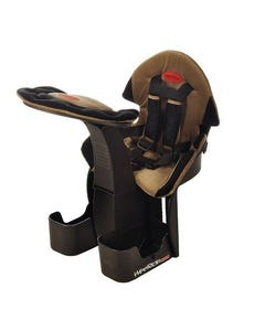 Wee Ride Deluxe Baby Seat