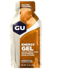 GU Gel (Salted Caramel) [w/CAFFEINE] | 99 Bikes