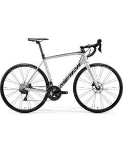 Merida Scultura Disc 4000 Road Bike Silk Titan/Black (2020)