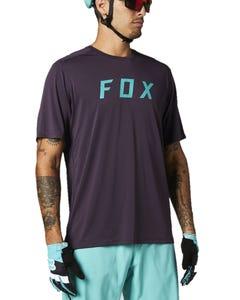 FOX Ranger Short Sleeve Jersey Purple