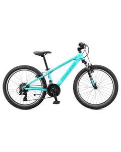 Mongoose Rockadile 24 Girls Mountain Bike Teal (2021)