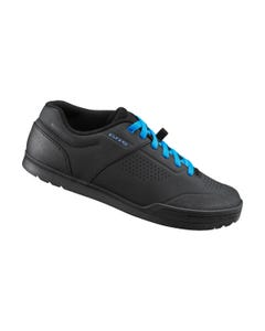 Shimano GR501 Flat Pedal Shoes Black/Blue