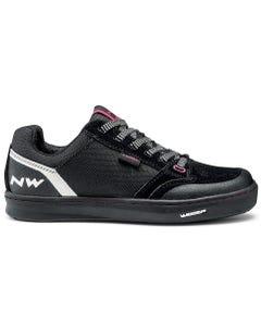 Northwave Tribe Women's Shoes Black/Fushsia